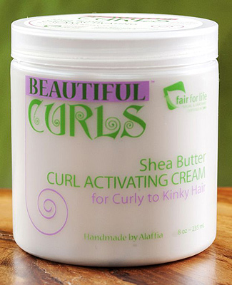 Beautiful Curls Curl Actviting Cream