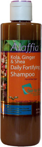 Kola, Ginger, and Shea Daily Fortifying Shampoo