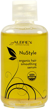 NuStyle Organic Hair Smoothing Serum
