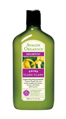 Ylang Ylang Shine Shampoo