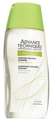 Advance Techniques Daily Results Purifying Treatment Shampoo