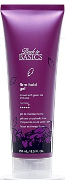Firm Hold Gel with Green Tea and Aloe
