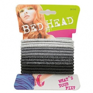 Bed Head 12ct Metallic Elastics