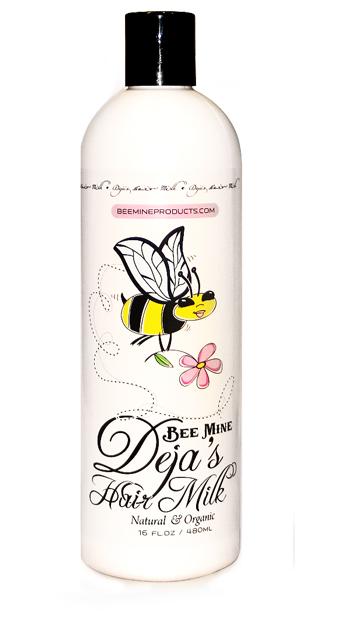 Deja's Hair Milk