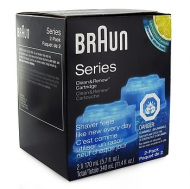 Braun Clean & Charge 2 Refills