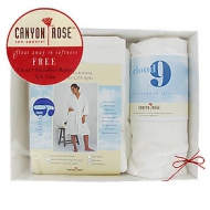 Canyon Rose Cloud 9 Women's Long Spa Robe