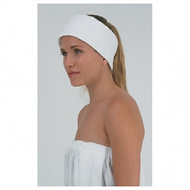 Canyon Rose Terry Cloth Spa Headband