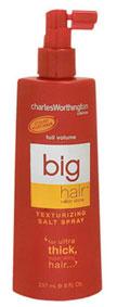Big Hair Full Volume Texturizing Salt Spray