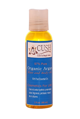 97% Organic Argan Oil