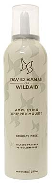 Amplifying Whipped Mousse
