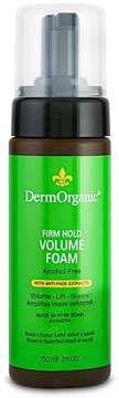 Firm Hold Volume Foam
