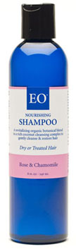 Nourishing Shampoo Rose and Chamomile