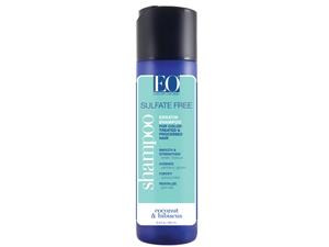 Sulfate-Free Coconut and Hibiscus Keratin Shampoo