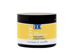Tame Coconut and Vanilla Curl Control Gel