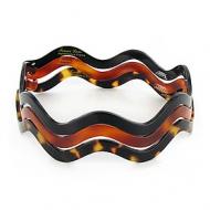 France Luxe Wavy Headband