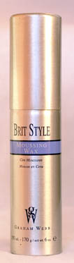 Brit Style Moussing Wax