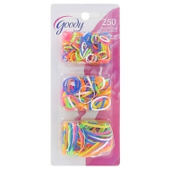 Goody Girls Multisize Polyband Elastics, 250 CT