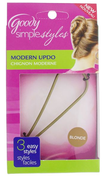 Simple Styles Modern Updo Maker