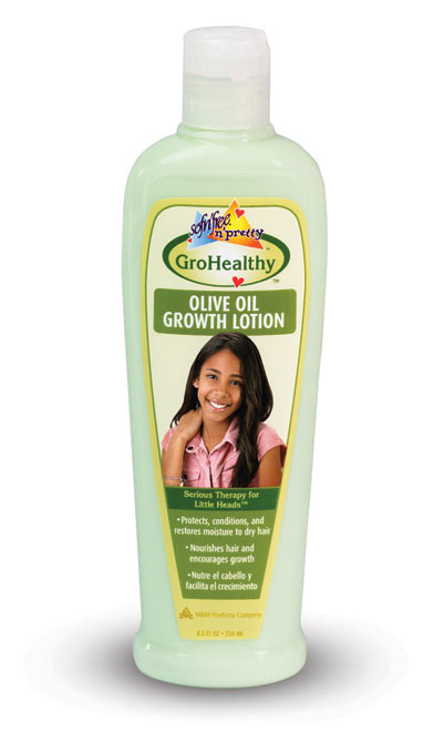 Olive Oil Growth Lotion