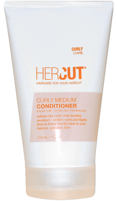 Curly Medium Conditioner