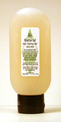 Natural Hair Styling Gel Ultra Hold