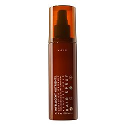 Certified Organic Perfect Hold Hair Spray