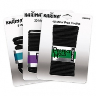 KARINA Perfect Hold Metal Free Elastics