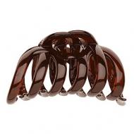 KARINA Tortoise thick hair clip