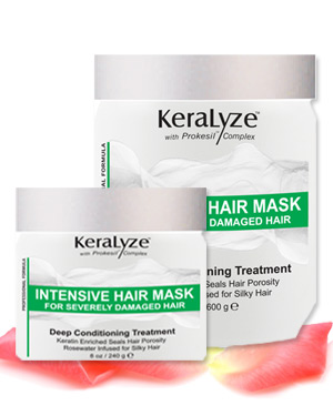 Intensive Hair Mask for Severely Damaged Hair