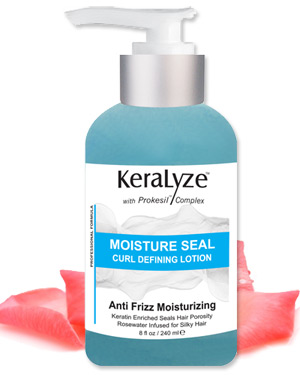 Moisture Seal Curl Defining Lotion