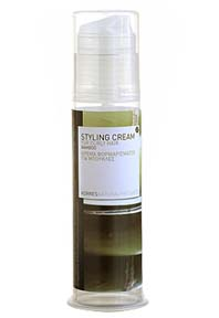 Bamboo Styling Cream for Curly Hair