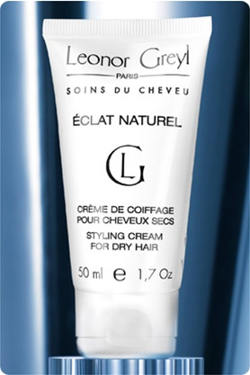 Eclat Naturel Natural Brilliance Daytime Cream for Dry Hair