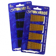 Monroe Professional Bobby Pins- 60 Card