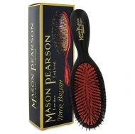 Mason Pearson Pure Bristle Brush Pocket Size