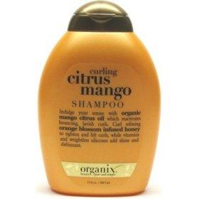 Citrus Mango Curling Shampoo