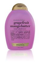 Moisturizing Grapefruit Mango Butter Shampoo