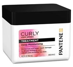 Curly Hair Series Deep Moisturizing Treatment