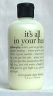 It's All In Your Head Daily Shampoo