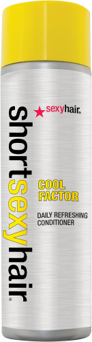 Short Sexy Hair Cool Factor Daily Refreshing Conditioner