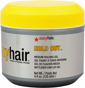 Short Sexy Hair Hold Out Medium Holding Gel