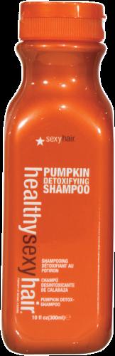 Healthy Sexy Hair Pumpkin Detoxifying Shampoo