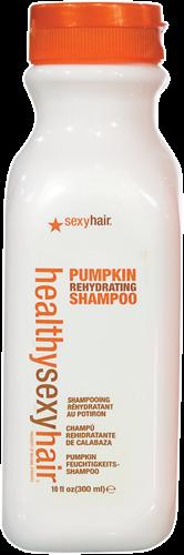 Healthy Sexy Hair Pumpkin Rehydrating Shampoo