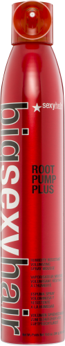 Big Sexy Hair Root Pump Plus Humidity Resistant Volumizing Spray Mousse