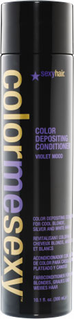Color Me Sexy Color Deposit Violet Mood Conditioner