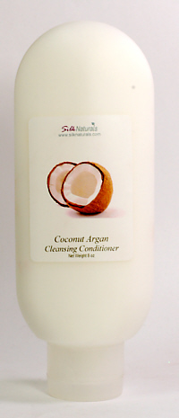 Coconut Argan Cleansing Conditioner