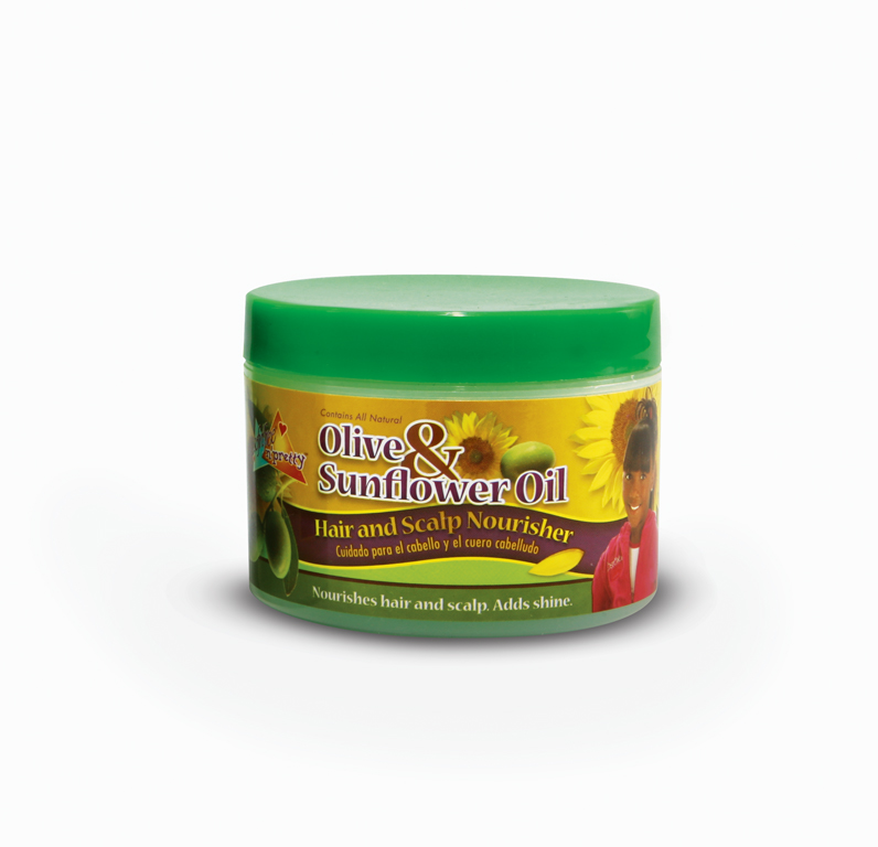 Olive and Sunflower Oil Hair and Scalp Nourisher