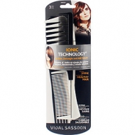 Vidal Sassoon Ionic Styling Comb Assortment (3)