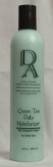 Don Allen Green tea Daily Moisturizer