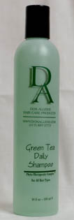 Don Allen Green Tea Daily Shampoo