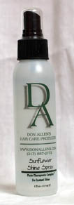 Don Allen Sunflower Shine Spray